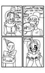 Being Like You Fnaf SL Comic Pg.7 by UndertaleSokemo