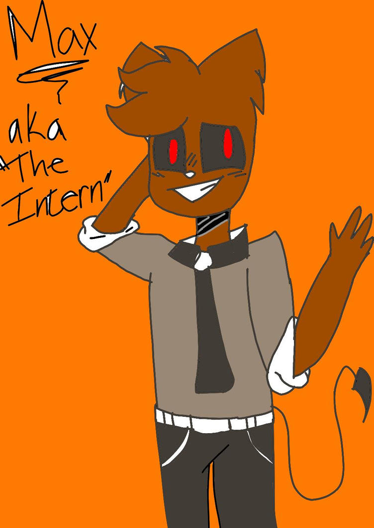 This is Max Devil also he's my intern by UndertaleSokemo