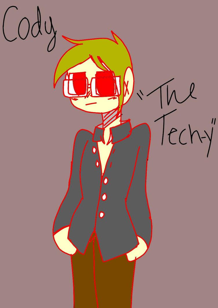 This Our Techy, Cody by UndertaleSokemo