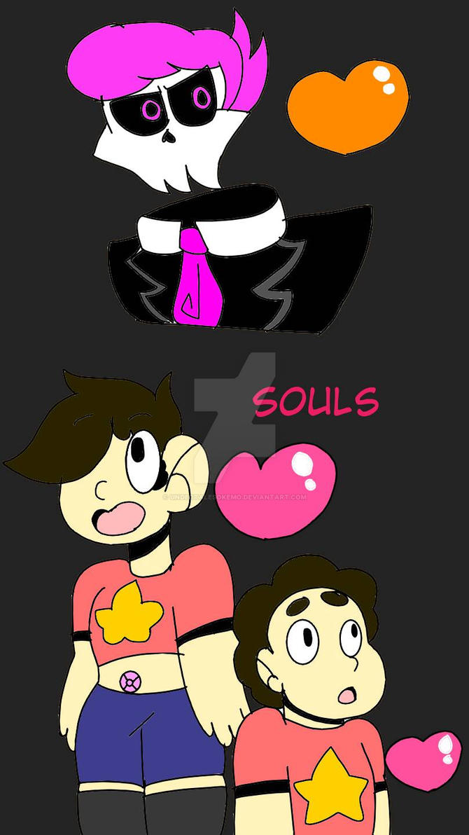 Steven Universe x Mystery Skulls: Souls by UndertaleSokemo