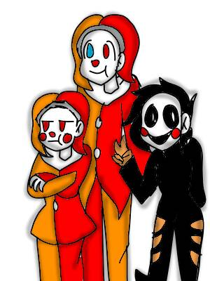 Jester, TJ and CC  by UndertaleSokemo