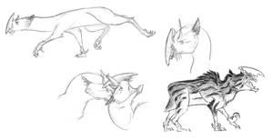 Kazar sketches