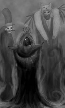 Meet the Dark Synod