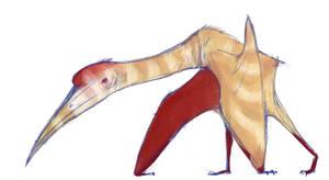Quetzalcoatlus sp.