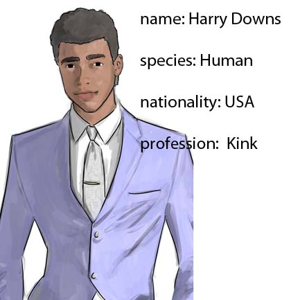 Harry Downs by bensen-daniel