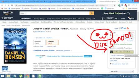Preorder my book! by bensen-daniel