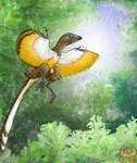 Epidendrosaurus ninchengensis