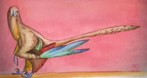 Microraptor gui by bensen-daniel