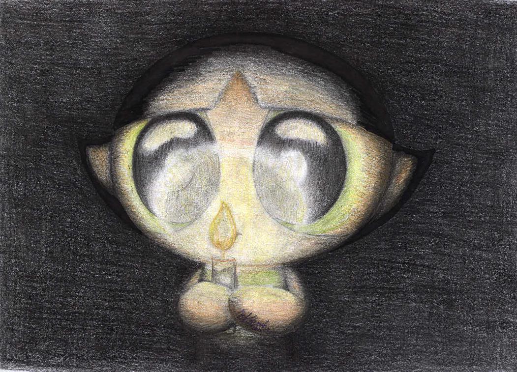 Buttercup contemplative by Puffheadz