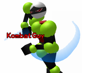KombatGuy's Profile Picture