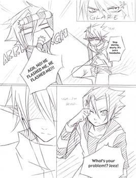 Reincarnation Manga Pg. 18