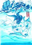 Lady Sanuki by deidara1444