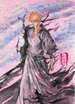 Kurosaki Ichigo by deidara1444