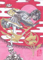 SWA - Retsu Unohana (as a Kijo)