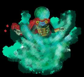 Misterio - transparent-finished
