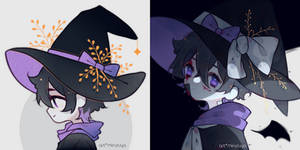 YCH witch commissions!