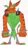 Tiny Tiger Redesign