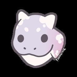 Beluga headshot