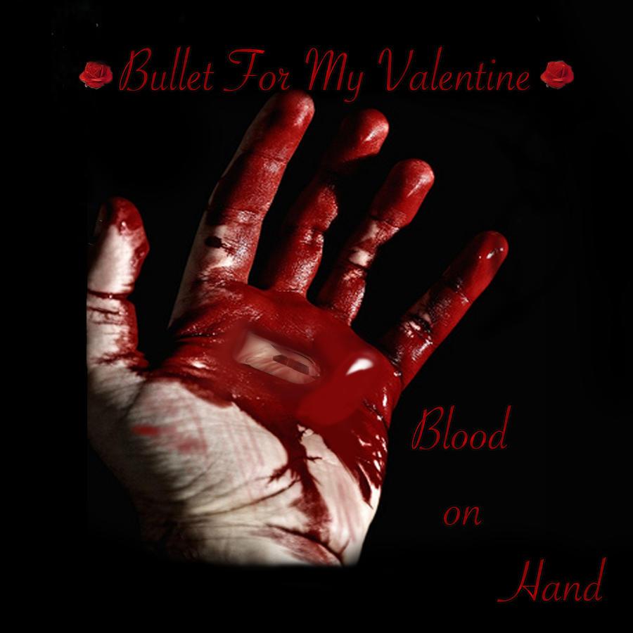 Blood On Hand by Kelbel616 on deviantART