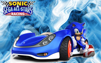 Sonic All-Stars Racing by PicesOfaShuriken