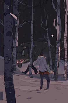 Kohei and the Kitsune