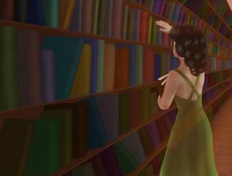 Best trip is a bookstore trip