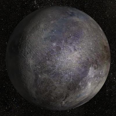 nix pluto planet - photo #2