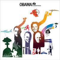 Obama, The Administration by mr-nerb