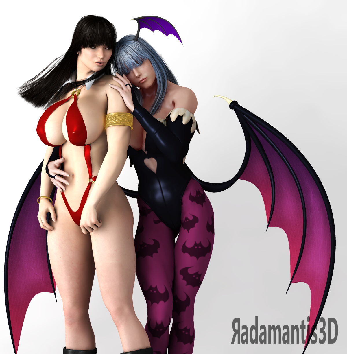 3d vapirella erotic cute pussies
