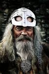 Portrait of a Viking by Cisoun