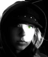 Green Eye pOp by tangirl101
