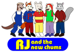 R.J. and the New Chums
