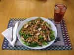 Chicken Chow Mein Salad
