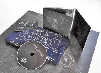 Yesterday will not come again - Fanbox CD by Mottsei