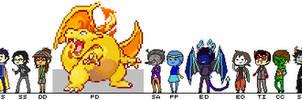Memo Pixel Family