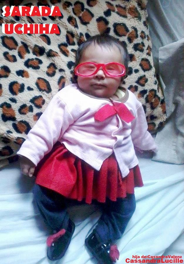 Baby Sarada Uchiha Cosplay by SAkuRAdeSAsuKE