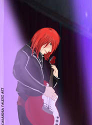Castiel Amour Sucre by SAkuRAdeSAsuKE