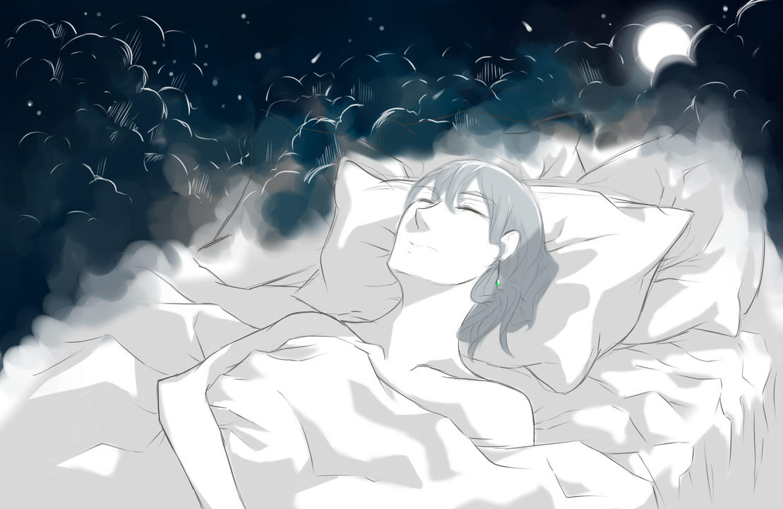 Howl (Blue Dreams) by nada222