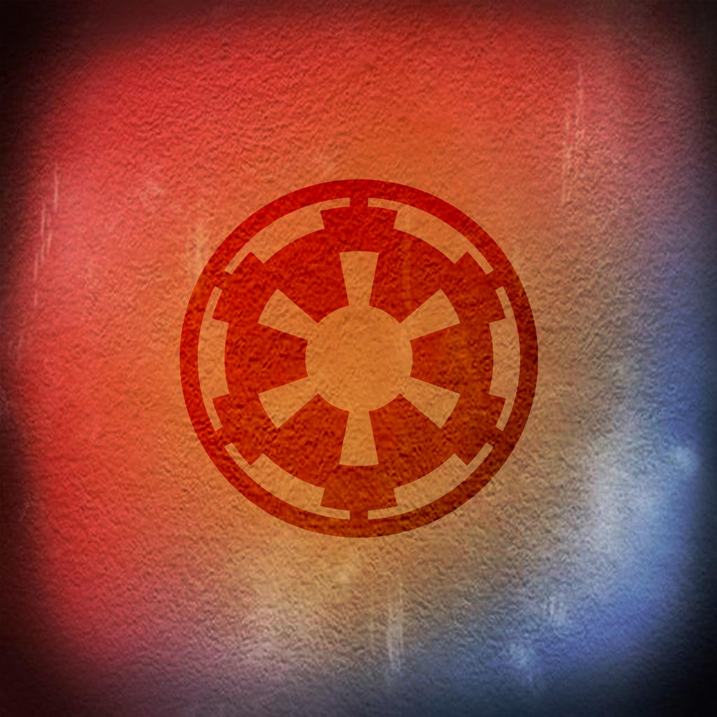Star Wars Imperial Logo Wallpaper By Lukeman8610 On Deviantart