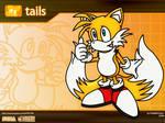 tails: Desktop Background