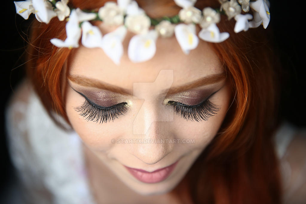 Beautiful Bride by startix