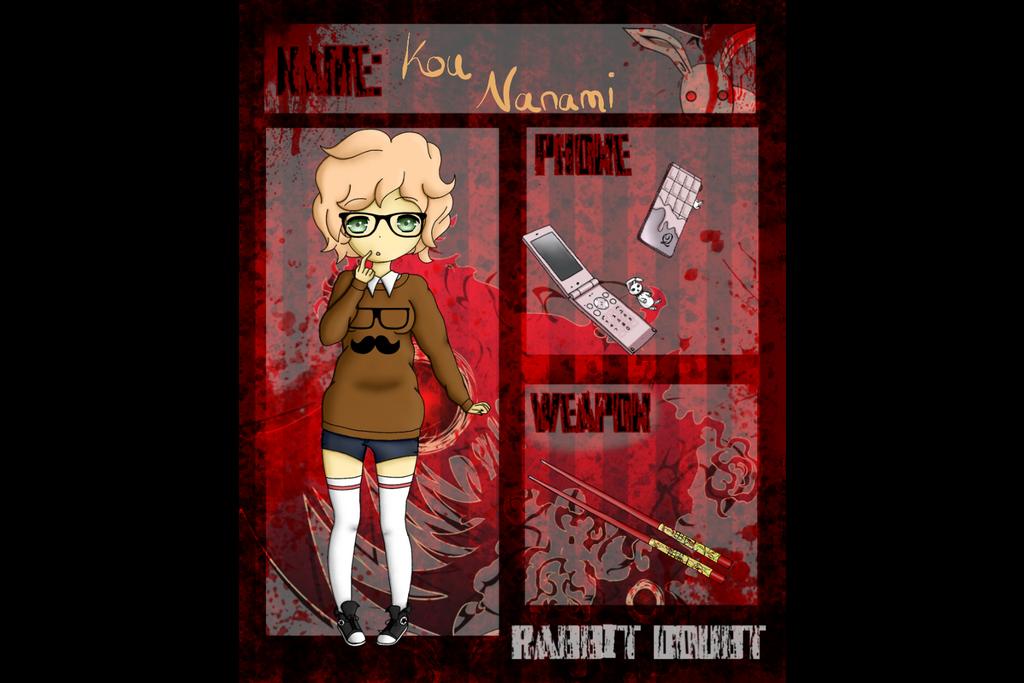 R-D APP: Kou Nanami by ChatieAndMe