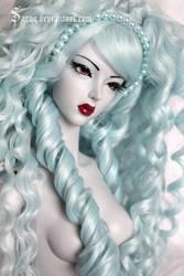 Twinkle Mermaid by Sarqq
