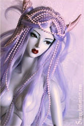 Fairy Pearls by Sarqq
