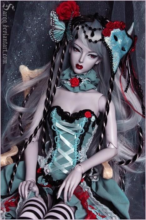 Demonic Stardust Princess by Sarqq