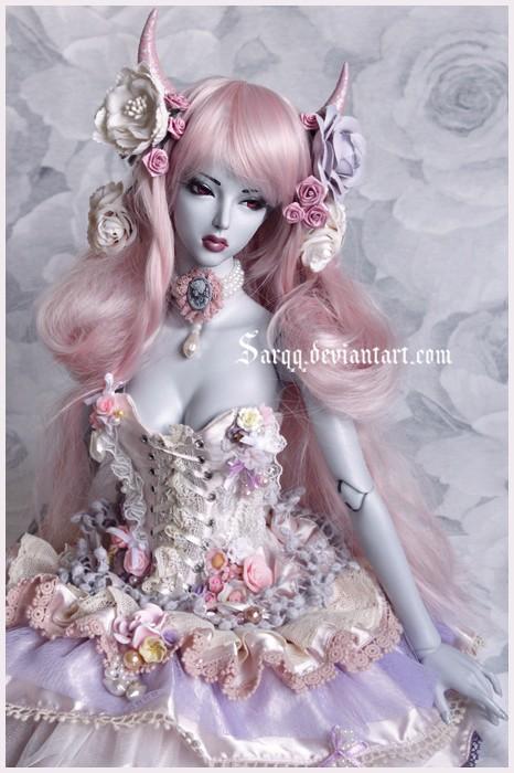Melancholia Rose by Sarqq