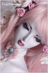 Sweetheart lips by Sarqq