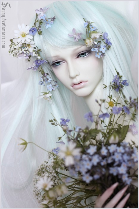 Gardenia 2 by Sarqq