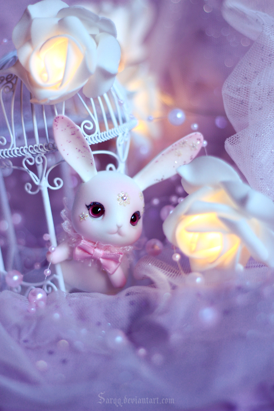 Dreamland creature by Sarqq