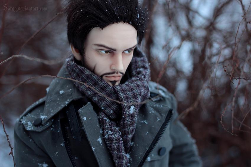 Freezy II by Sarqq